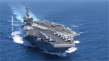 美國航母羅斯福怎染武漢肺炎?空軍補給任務恐為破口