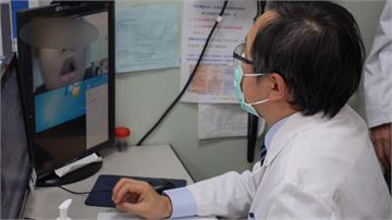 居家檢疫孩童眼睛不適  醫師開視訊遠端看診