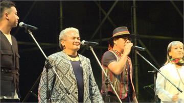 第二屆太平洋falifali音樂節金曲歌手王宏恩驚喜獻唱