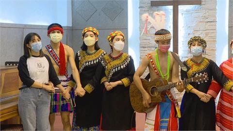 天籟合音登國慶舞台 16族唱「手牽手」為台灣加油