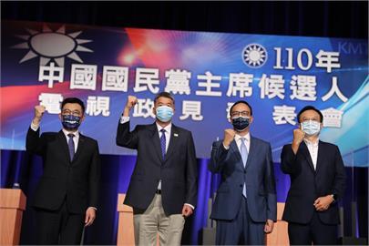 國民黨4位主席參選人「背離民意」!蔡詩萍預言:總統大選再輸一次