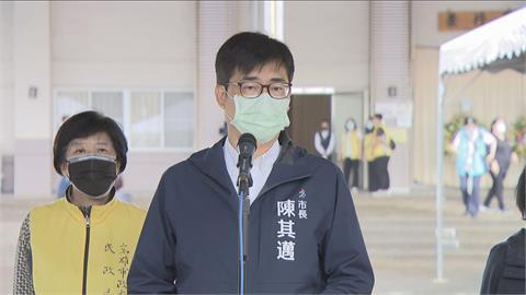 快新聞/喊話中央修法強制「設管委會」! 陳其邁:高雄同步啟動修自治條例