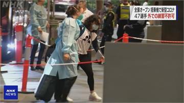 澳網公開賽入境包機驗出4人確診 選手進行居家隔離抱怨不公平