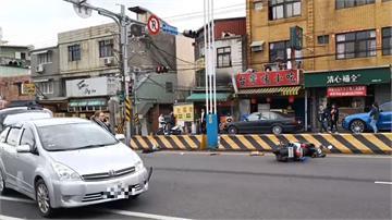 快新聞/淡水22歲男警巡邏被車撞緊急送醫 幸已恢復意識