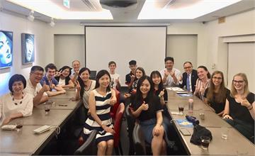 國際扶輪新世代服務計劃 開拓青年學子視野!