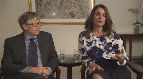 比爾蓋茲離婚了 結束27年婚姻