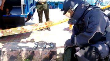 驚!宜蘭漁民捕魚收網驚見3顆砲彈