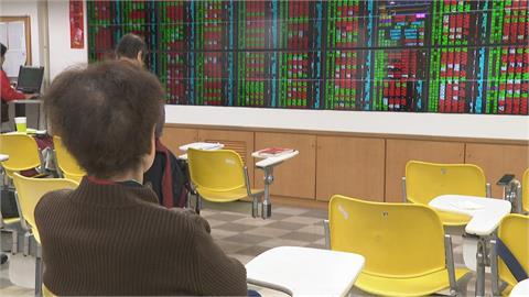 航運股人氣旺 台股高檔震盪上漲81點