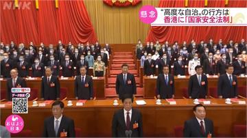譴責中國扼殺香港自治權 英國擬延長港人留英期限