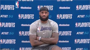 NBA/詹姆士領軍勝火箭!手握季後賽162勝 創史上紀錄