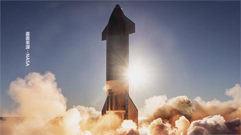 全球/邁向宇宙終極邊疆!全球興起「太空飛行」競賽