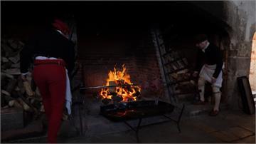 500年前廚房整修 重現亨利八世御廚私房菜