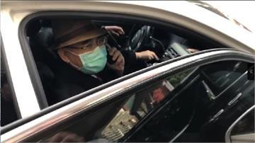 快新聞/交保後首度現身立法院 廖國棟重申:我當然是清白的