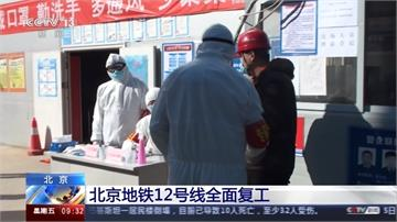 武漢肺炎/感染就換人做!中國拚復工暴力執法