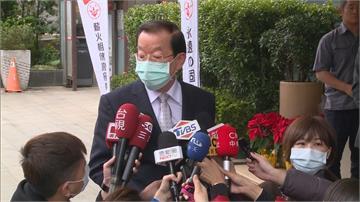 旋即返日 謝長廷臉書:沒聽過核食3月扣關