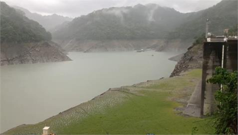 快新聞/天降甘霖! 石門水庫蓄水率漲至10% 寶二水庫進帳37萬噸