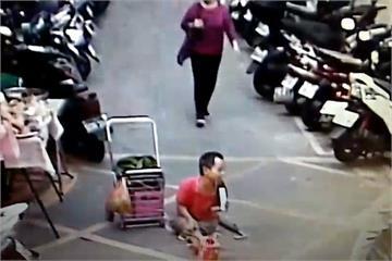市場「唐伯虎」賣藝賺錢 竟是中國客違法居留