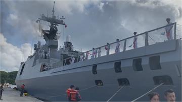 快新聞/國際疫情仍嚴峻 海軍司令部:敦睦遠航改為4週岸訓4週港訓