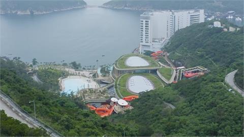 一年四季都能玩水 香港打造全天候水上樂園