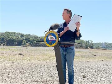 新民調36%欲罷免紐松 接近川普加州得票率