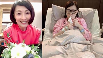 65歲寶媽三度罹癌!哭腫雙眼嘆「第一次這麼無助」