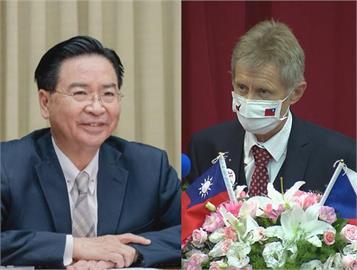 快新聞/捷克正討論「捐贈台灣疫苗」 外交部:誠摯感謝並耐心等候結果