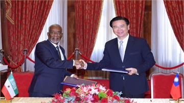 口是心非?傳中國要求停止與台灣合作 遭索馬利蘭拒絕