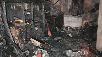 基隆民宅火警又是除濕機肇禍!爆炸聲後陷火海...緊急疏散無傷亡