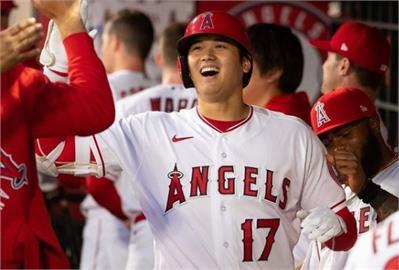 MLB/大谷翔平又炸裂!敲出超大號全壘打 個人本季第33轟出爐
