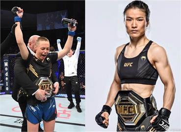 為自由而戰!美「暴徒玫瑰」賽前喊反共口號 78秒KO中國UFC冠軍!