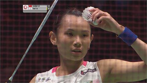 瑪琳因傷退出東京奧運 戴資穎成各國女將頭號勁敵
