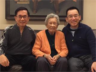 快新聞/前總統陳水扁母親陳李慎辭世 賴清德不捨:她是偉大的女性
