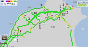 快新聞/初三國道湧車潮 高公局:今凌晨交通量為平時2.6倍