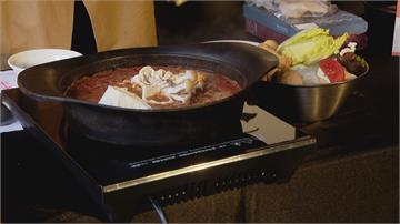 搶攻冬日火鍋商機  賣場推出新款湯底和火鍋料