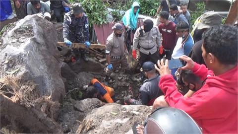 印尼和東帝汶水患慘 上百人喪生 數千人撤離 24小時內恐再降雨
