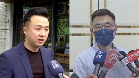 江啟臣廣告驚見「9字口號」李正皓酸爆:綠營支持者別笑太大聲