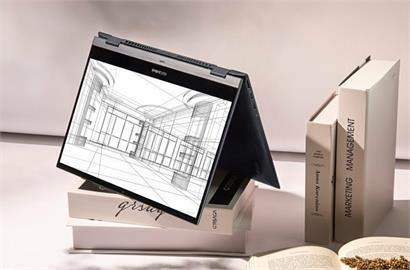 3C/在家緊盯螢幕?ASUS 推出多款 OLED 面板筆記型電腦