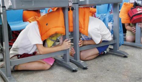 快新聞/國家防災日將至 9/17將發送地震、海嘯警報演練簡訊