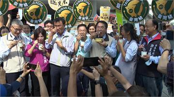 台南肉燥飯爭霸賽開跑 籲使用國產豬