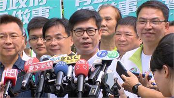 藍營批「最大競總在行政院」陳其邁一句話回擊
