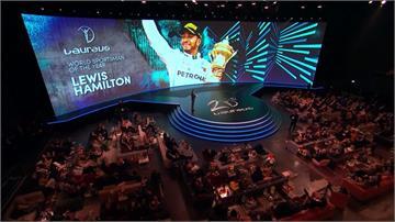 體壇奧斯卡「勞倫斯獎」首見!梅西、漢米爾頓並列最佳男運動員