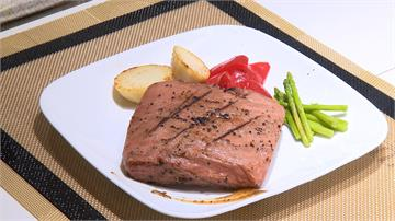 搶人造肉4兆商機!台灣、美國研發「高科技素肉」