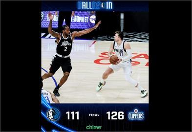 NBA/唐西奇飆46分無用 雷納德率快艇晉級季後賽第2輪