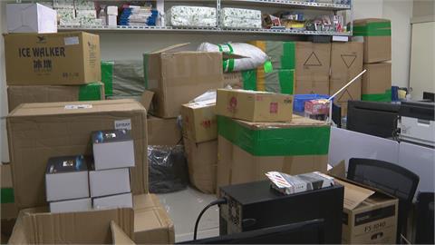 大電商物流塞車出貨等2週  小電商受惠訂單爆量2-3成