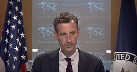 拜登是否批准對台軍售 美國務院發言人避重就輕