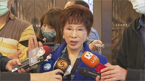 快新聞/洪秀柱自曝人在中國檢疫隔離將接種疫苗 「對中國疫苗品質有信心」