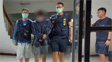 誰叫你跑輸啦!簽證過期1年多 印尼籍逃逸移工被海巡逮捕
