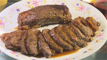水果燉煮牛肉 紅燒牛肉軟嫩牛筋彈牙