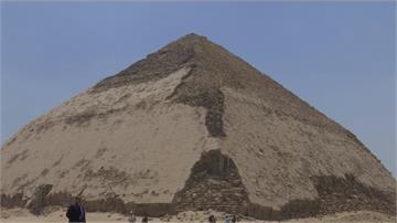 埃及力拚觀光 重新開放兩座金字塔