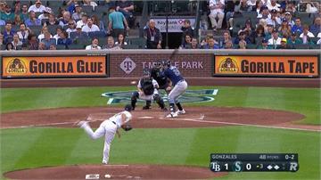 MLB/水手提前續約王牌左投!4年9.1億綁住岡薩雷茲